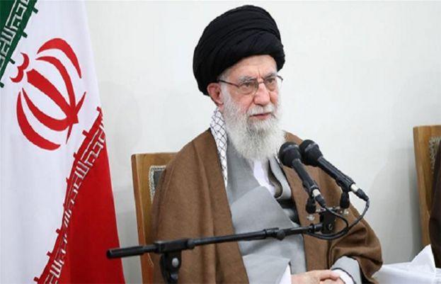 ایران کے سپریم لیڈر آیت اللہ خامنہ ای