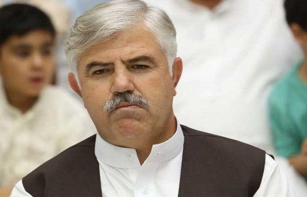 وزیراعلی خیبرپختونخوا محمود خان