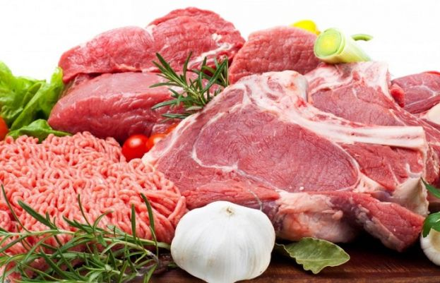 سرخ گوشت