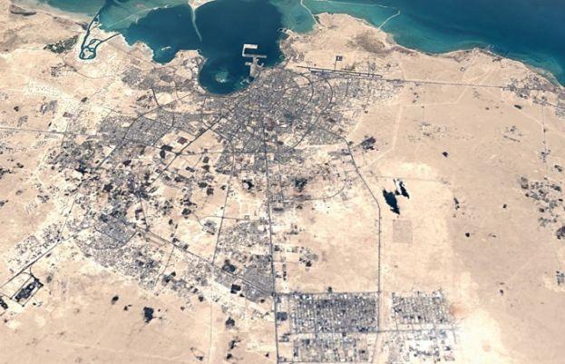 4 دہائیوں کے دوران زمین میں آنے والی  تبدیلیوں کے حوالے سے ناسا نے بتا دیا