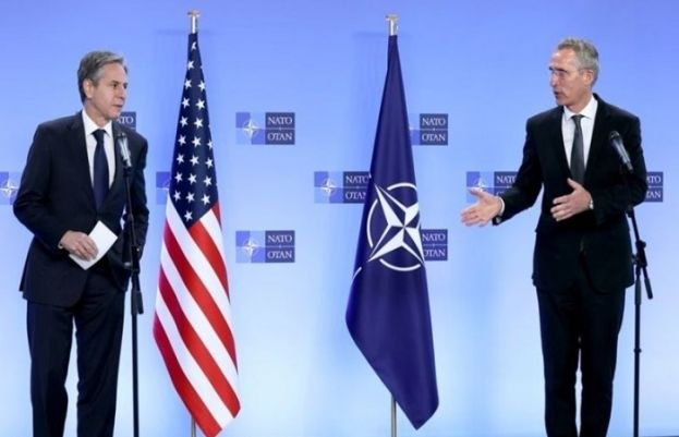 Nato forces to leave together from Afghanistan by September 11