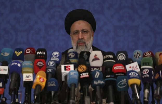 ایران کے نومنتخب صدر ابراہیمی رئیسی