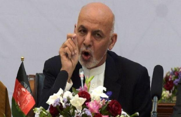 افغانستان کے صدر اشرف غنی