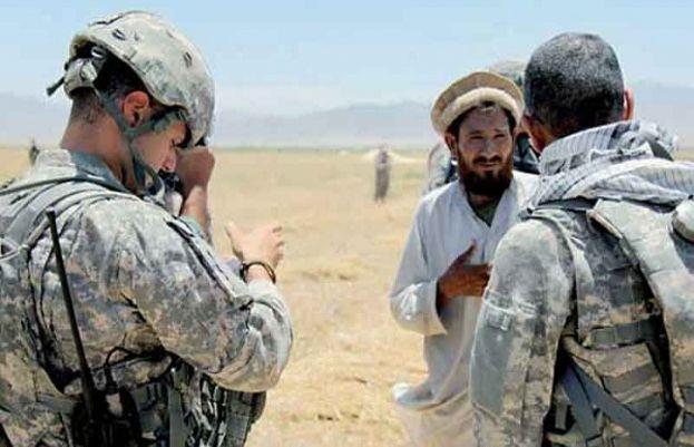 افغانستان میں افواج کے ساتھ مترجم کا کام کرنے والے افغانیوں کو ورجینیا کے فوجی اڈے پر پناہ دینے کا فیصلہ