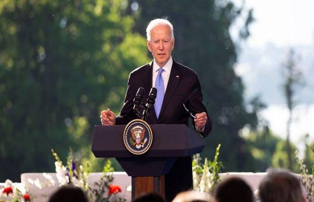 Afghans must decide their own future: President Biden