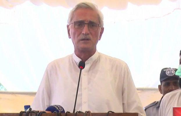 پاکستان تحریک انصاف (پی ٹی آئی) کے رہنما جہانگیر ترین