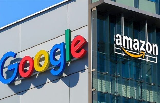 Amazon, Google