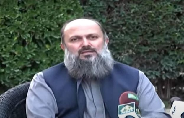 وزیر اعلیٰ بلوچستان جام کمال خان عالیانی