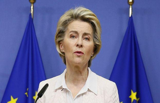 یورپیئن کمیشن کی سربراہ ارسولا وان ڈیر لیین