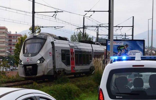 فرانس میں ٹرین کی ٹکر سے 3 تارکین وطن ہلاک
